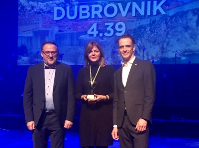 "Dubrovniku ""Meeting star award"""